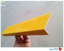 Anti-slip GRP stair nosing