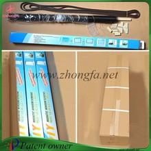 Supermarket hot sale environmental magnetic window PVC