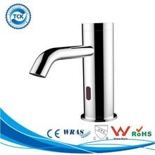 Self-closing automatic sensor tap brass water mixer manufacturers