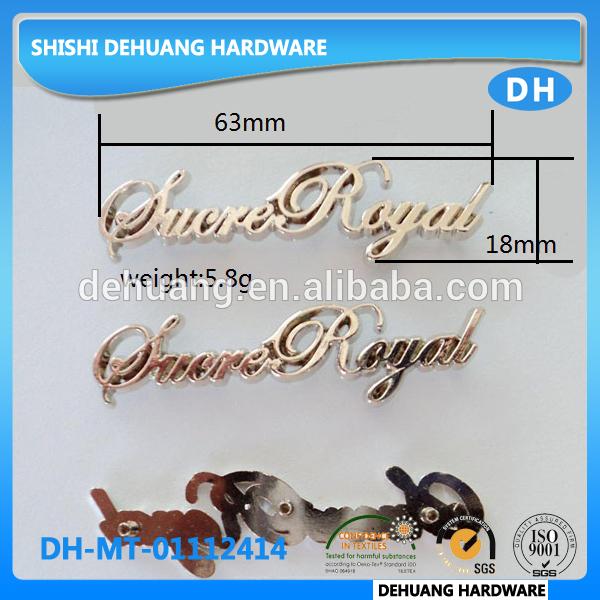 Custom Metal Tags For Handbags Ysl Vavin Duffle Bag For Sale