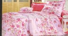 popular home textile polyester cotton bedding sets/ comforter sets/quilts-Changxing textile