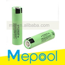 Authentic for panasonic 18650 2900mAh battery NCR18650PF 10A discharge high drain battery