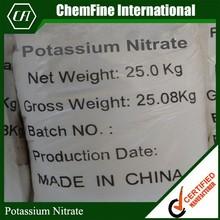KNO3 Potassium Nitrate cas no.7757-79-1