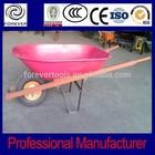 wooden wheel barrow WB5200