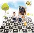 Imprimer les enfants pied, mousse soft play