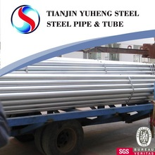astm galvanized pipe specifications