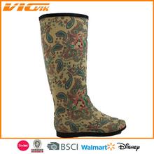 plastic boots for rain transparent with zipper