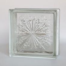 New design glass block and glass brick