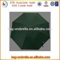 Abaya venda 21inchx8k três vezes manual abrir guarda-chuva personalizado
