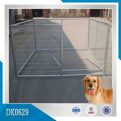 Dog Kennel Purple