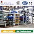 la fabricación de cemento de ladrillo que hace la máquina de precios en la india
