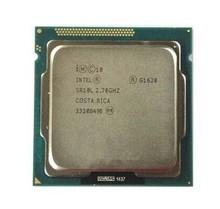 Cheap G1620 22nm 55W Dual Core DDR3 1333 dual-thread 2.7G CPU For Computer