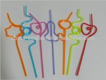 plastic reusable drinking straw