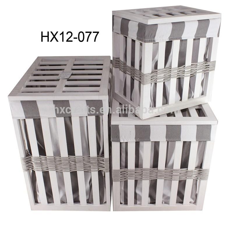 caixa de madeira para as pequenas coisas