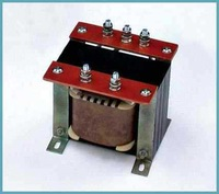 Single-Phase and Three-Phase Iron Core Current Limiting Transformer