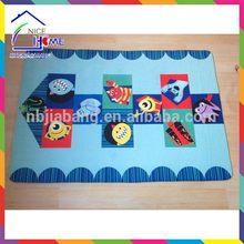 Printed animals fashionable stylish children soft play mats