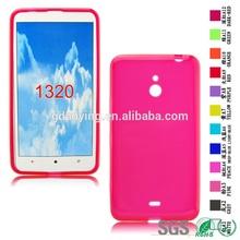 custom wholesale phone cases Tpu Inner Scrub phone case for Nokia 1320