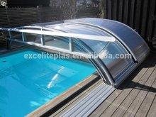 99% UV protective Anti-UV swimming pool solar cover