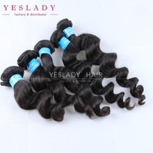 Full cuticles brazilian hair extension,wholesale brazilian hair attachment
