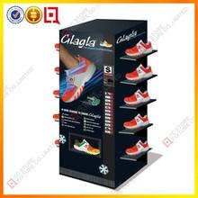 shoe shop equipment/shoes display fixtures/shoe store furniture rack