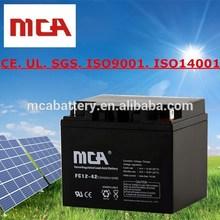 Good Quality Solar Energy Battery Extreme Energy Battery Active Energy Battery 12V42Ah