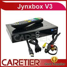 Original Jynxbox Ultra hd V3 with Jb200 module build in wifi paypal accept