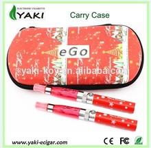 factory new design custom ego zipper carry case carry bag for ecig
