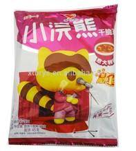 plastic food packaing bag,snack packaging bag,high VMPP laminated