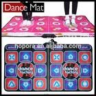 8 Bit 16 Bit 32 Bit TV PC USB Dance Pad TV PC Yoga Sport Twin Dance Mats