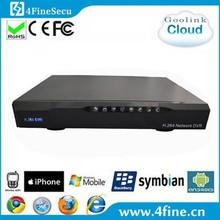 Cheap Security H.264 4CH P2P Standalone Cctv DVR