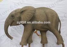 2014 New Electric Motored Simulation Realistic Animal of Elephant