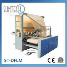 New style Suntech high efficiency fabric lapping folding machinery