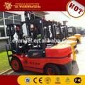 China 3 lonking forklift diesel ton tabela de preços de tratores novos fd30( t)