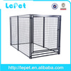 large outdoor wholesale welded tube pet crate tube dog exercise pen