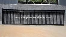 2014 Hot sale, Decorative aluminum fence type gates and design