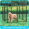 low price low MOQS welded tube wire dog cage dog traveling kennel