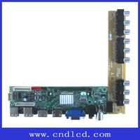 universal lcd tv board lcd tv parts for sale panels lcd tv spare parts