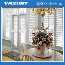 Best quality conversion van window shades wooden venetian blinds parts