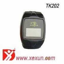 waterproof gps kids tracker with Wristwatches Wrist Watch ALL THE WAY GPS Watch Tracker Black Outdoor Watch