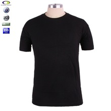 Fashion Quick Dry Fit Polyester Tshirts Plain 2014