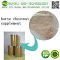 100% extratodeervas horse chestnut suplemento