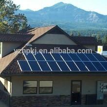 Customized design full certificate flexible thin film solar panel for sale