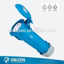 UZ product Industrial Plug & Socket Europe Type