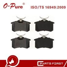 brake pad VW genuine spare parts for VW PASSAT 4B0 698 451