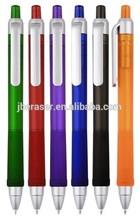 mat color promotional ballpoint pen