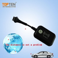 Small GPS tracker/GPS tracking device for motorcycle and car