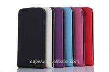 Unique design PU flip leather case for iPhone 5s