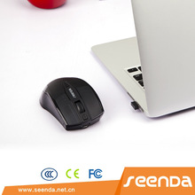 2014 top selling new seenda portabe mini wireless mouse with speaker