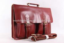 Stylish Italian Leather Briefcase