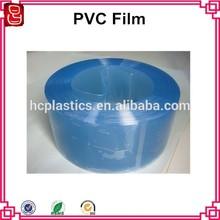 1mm light blue color roll soft pvc film